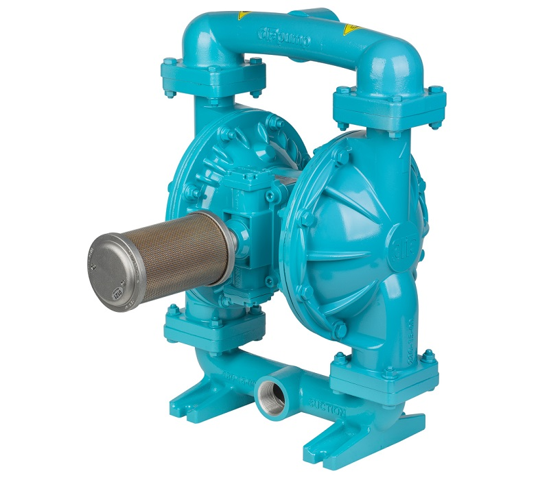 تصویر پمپ دیافراگمی دیا Dia Pump مدل (1) DP-15 Plus