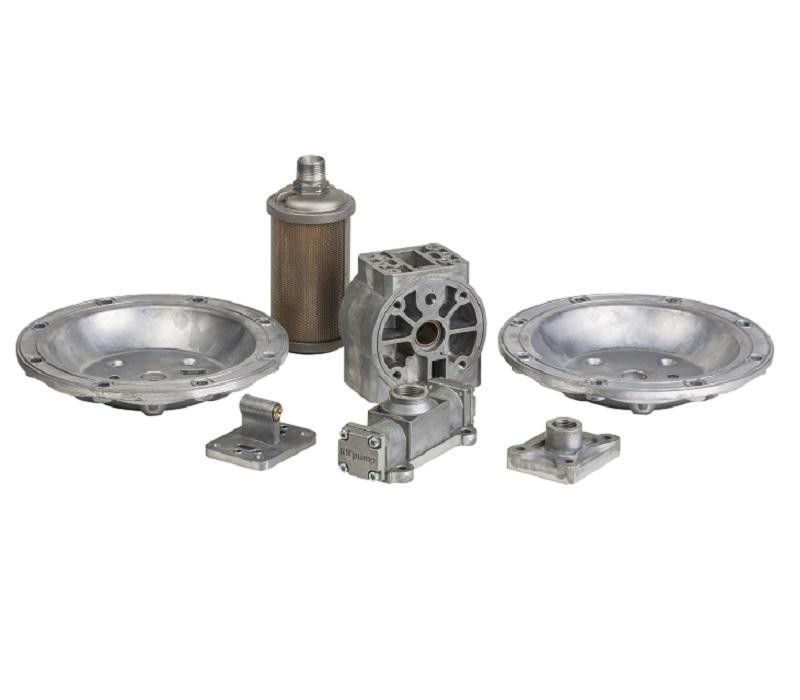 قطعات و لوازم یدکی پمپ دیافراگمی دیا (3) Dia Pump Spare Parts