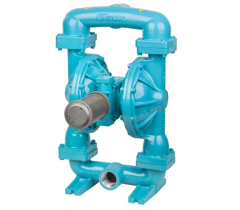 تصویر پمپ دیافراگمی دیا Dia Pump مدل (1) DP-20 Plus