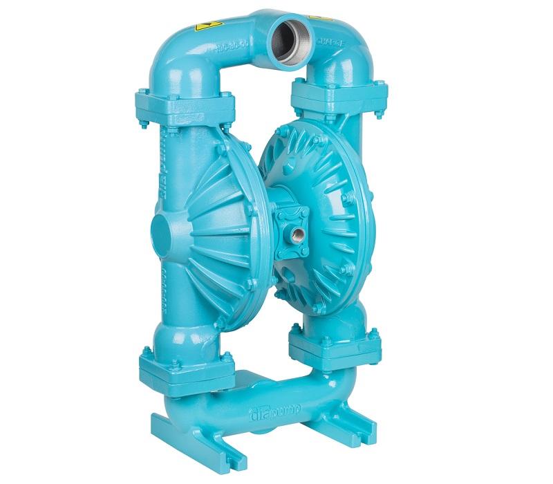 تصویر پمپ دیافراگمی دیا Dia Pump مدل (2) DP-20 Plus