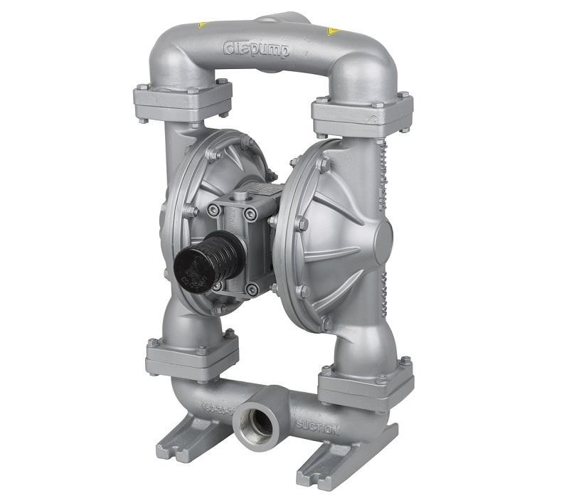 تصویر پمپ دیافراگمی دیا Dia Pump مدل (1) DP-20 Pro