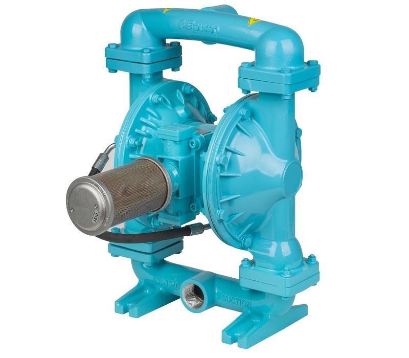 تصویر پمپ دیافراگمی دیا Dia Pump سری High Pressure مدل (1) DP150