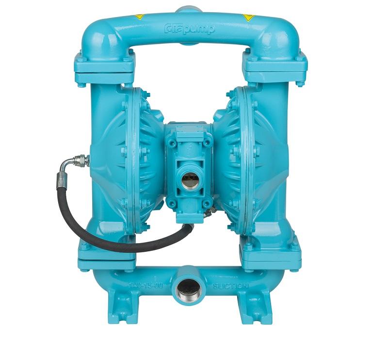 تصویر پمپ دیافراگمی دیا Dia Pump سری High Pressure مدل (3) DP150