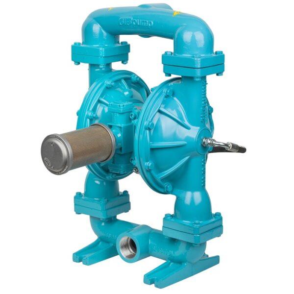 تصویر پمپ دیافراگمی دیا Dia Pump سری High Pressure مدل (1) DP200