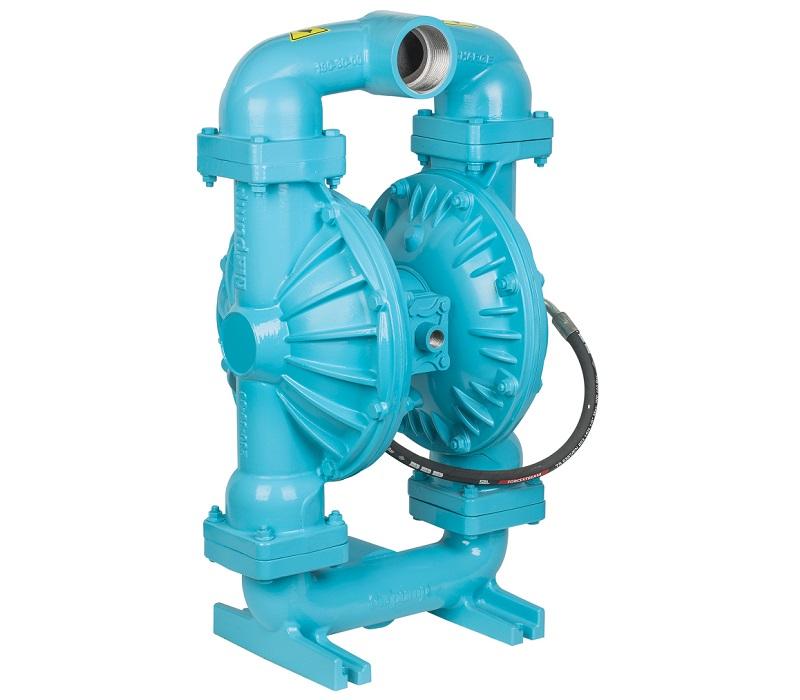 تصویر پمپ دیافراگمی دیا Dia Pump سری High Pressure مدل (2) DP300