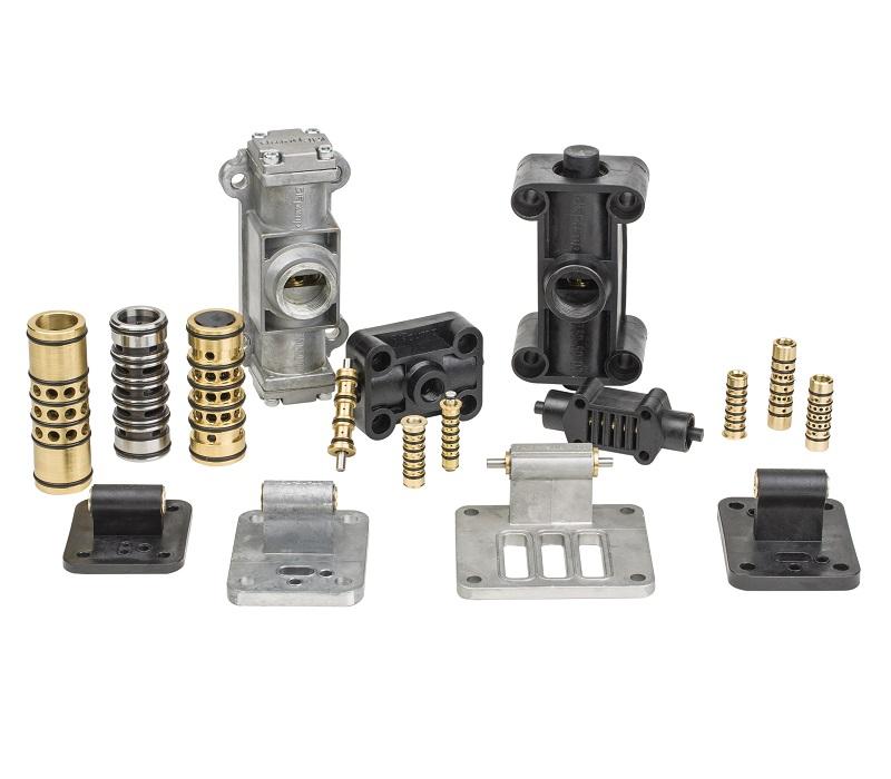 قطعات و لوازم یدکی پمپ دیافراگمی دیا (2) Dia Pump Spare Parts
