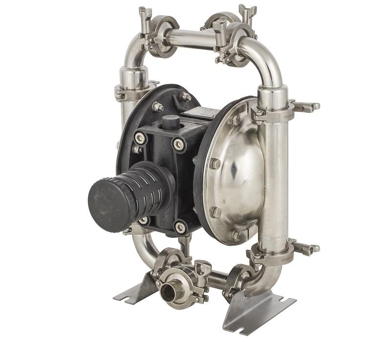 تصویر پمپ دیافراگمی دیا Dia Pump سری Hygienic مدل (1) DP10