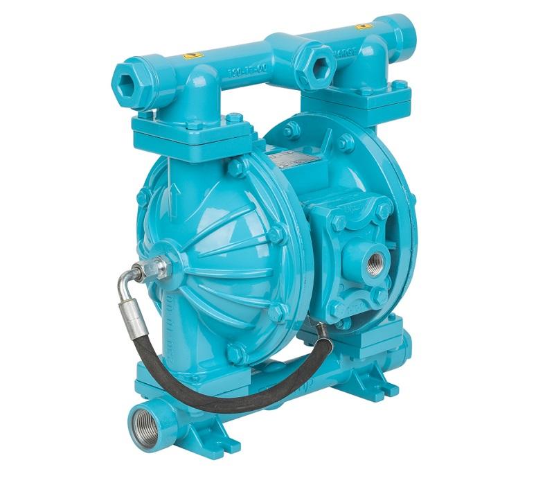 تصویر پمپ دیافراگمی دیا Dia Pump سری High Pressure مدل (2) DP100