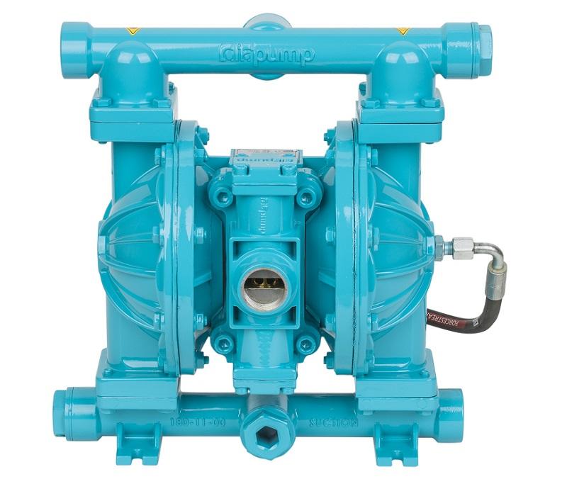 تصویر پمپ دیافراگمی دیا Dia Pump سری High Pressure مدل (3) DP100