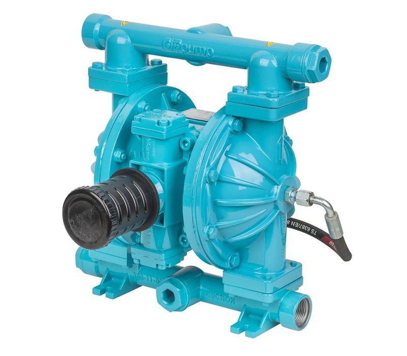تصویر پمپ دیافراگمی دیا Dia Pump سری High Pressure مدل (1) DP100