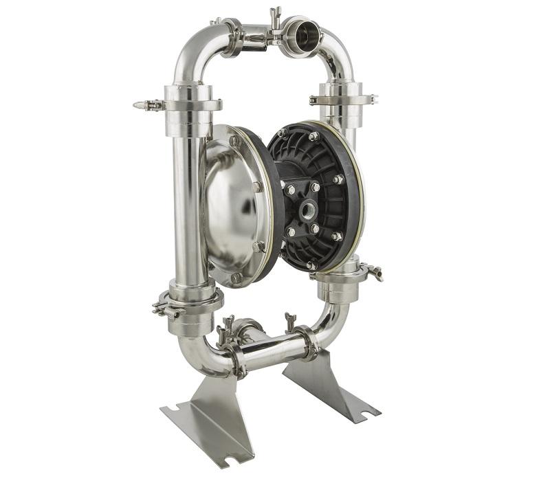 تصویر پمپ دیافراگمی دیا Dia Pump سری Hygienic مدل (2) DP20