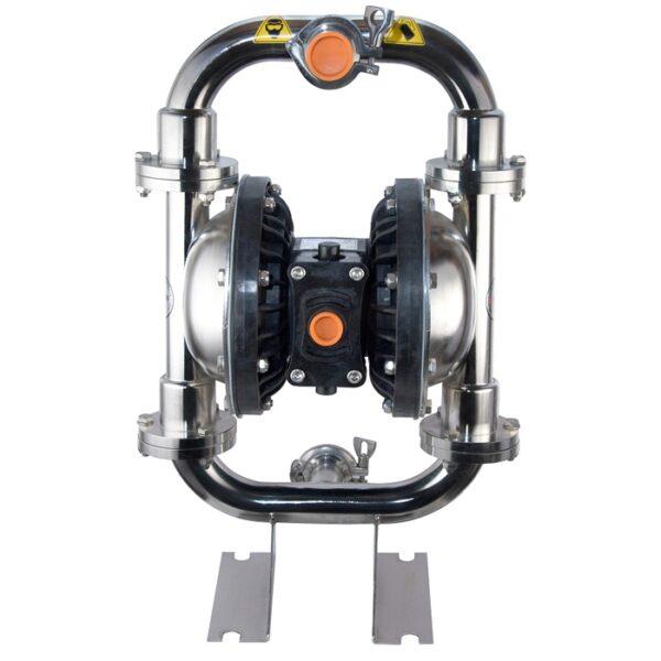 تصویر پمپ دیافراگمی دیا Dia Pump سری Hygienic مدل (2) DP15