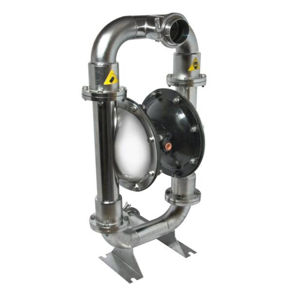 تصویر پمپ دیافراگمی دیا Dia Pump سری Hygienic مدل (2) DP30