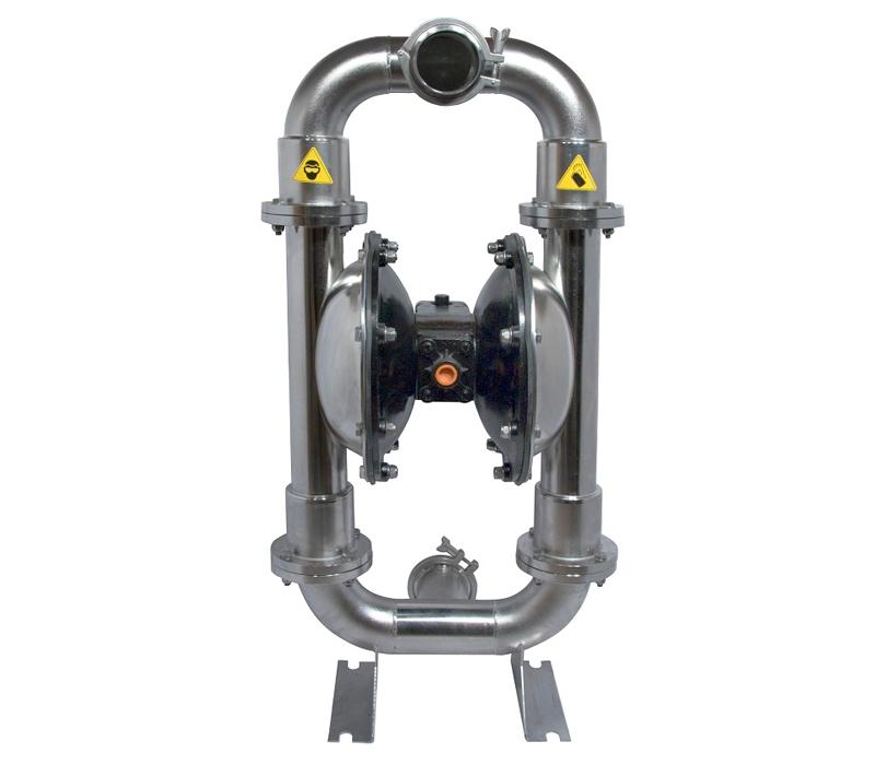 تصویر پمپ دیافراگمی دیا Dia Pump سری Hygienic مدل (3) DP30