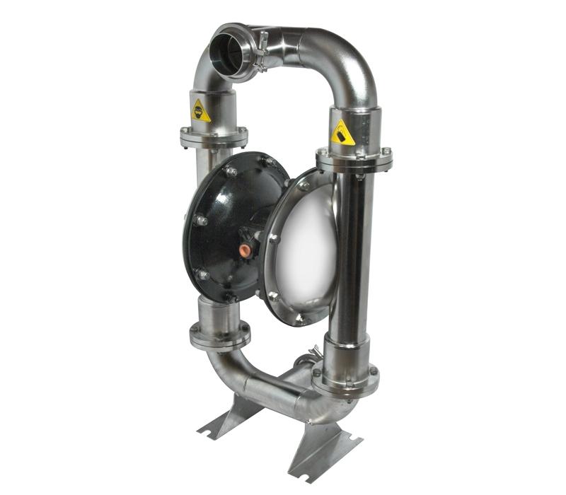 تصویر پمپ دیافراگمی دیا Dia Pump سری Hygienic مدل (1) DP30